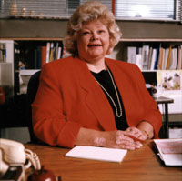 Margaret Mary (Maggie) Kimmel, a Pitt library science professor and co-founder of the Children's Literature Program
